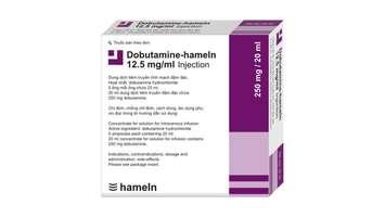 Chỉ định & Chống chỉ định của thuốc Dobutamin Ebewe 1