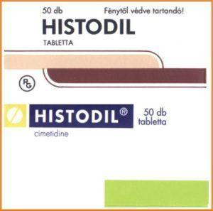 Thuốc Histodil® có tác dụng như thế nào? 2