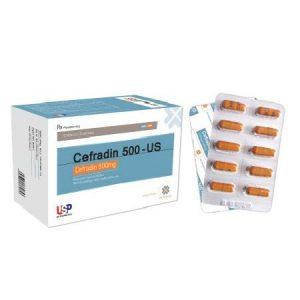 Cefradin - Công dụng, liều dùng thuốc 2